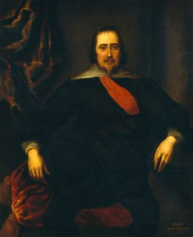 NPG 494,Ralph Hopton, 1st Baron Hopton of Stratton,after Unknown artist